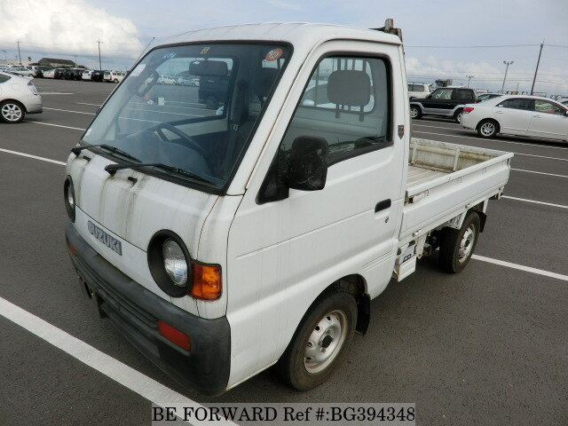 Used 1995 SUZUKI CARRY TRUCK BG394348 for Sale
