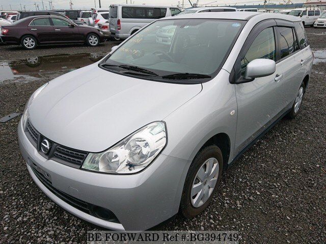 Used 2014 NISSAN WINGROAD BG394749 for Sale