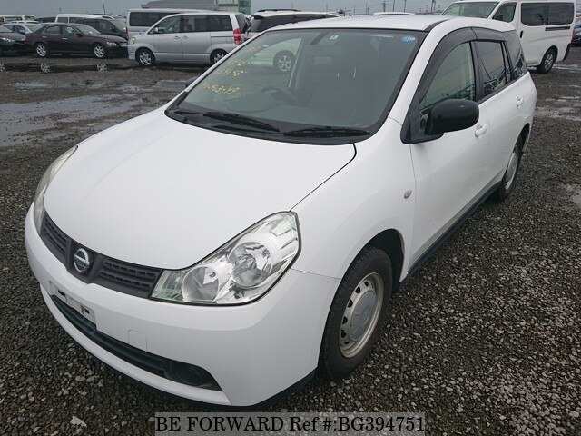 Used 2014 NISSAN WINGROAD BG394751 for Sale