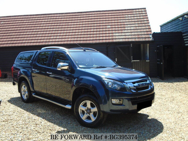 used 2013 isuzu d-max bg395374 for sale