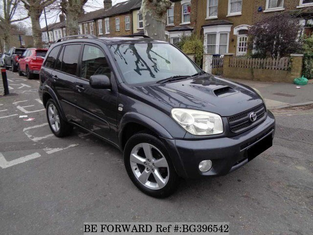 Used Toyota Rav4 For Sale >> Used 2005 Toyota Rav4 Manual Diesel For Sale Bg396542 Be Forward