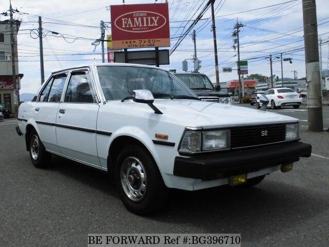 Toyota Corolla Used >> 1983 Toyota Corolla Sedan