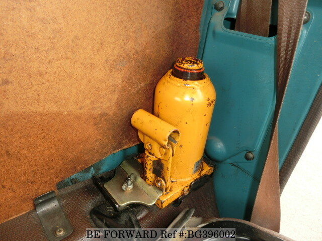 Used 1989 TOYOTA DYNA TRUCK/N-BU60 for Sale BG396002 - BE