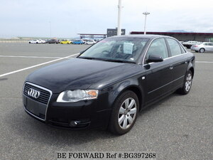 Used 2006 AUDI A4 BG397268 for Sale