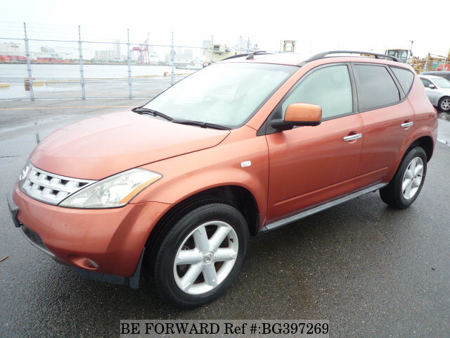 Used 2005 NISSAN MURANO BG397269 for Sale