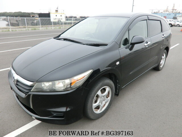 Used 2008 HONDA STREAM BG397163 for Sale