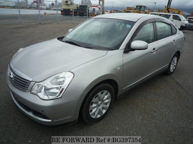 Used 2007 NISSAN BLUEBIRD SYLPHY BG397354 for Sale