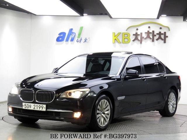 Used 2009 BMW 7 SERIES BG397973 for Sale