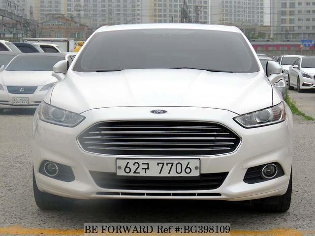 2013 Ford Fusion For Sale >> Used 2013 Ford Fusion For Sale Bg398109 Be Forward