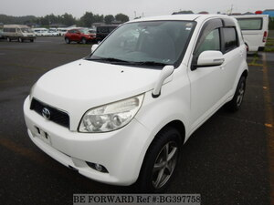Used 2006 TOYOTA RUSH BG397758 for Sale