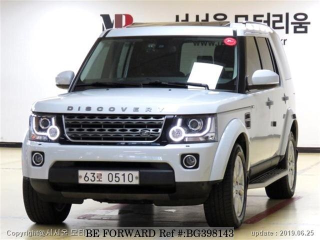 Discovery Land Rover >> 2016 Land Rover Discovery