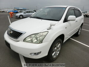 Used 2007 TOYOTA HARRIER BG397650 for Sale