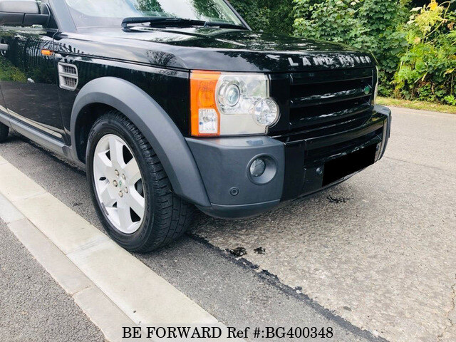 Used 2007 LAND ROVER DISCOVERY 3 AUTOMATIC DIESEL for Sale