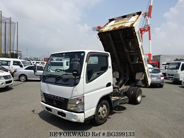 Used 2005 MITSUBISHI CANTER BG399133 for Sale