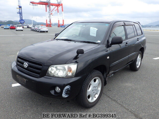 Used 2005 TOYOTA KLUGER BG399345 for Sale