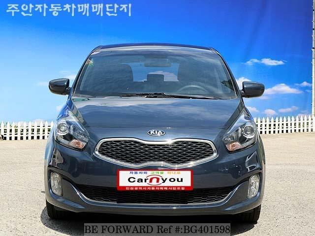 Used 2014 KIA CARENS BG401598 for Sale
