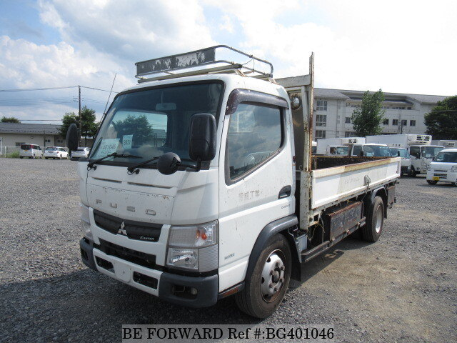 Used 2013 MITSUBISHI CANTER BG401046 for Sale