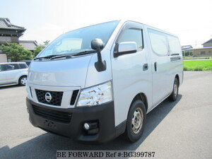 Used 2014 NISSAN CARAVAN VAN BG399787 for Sale