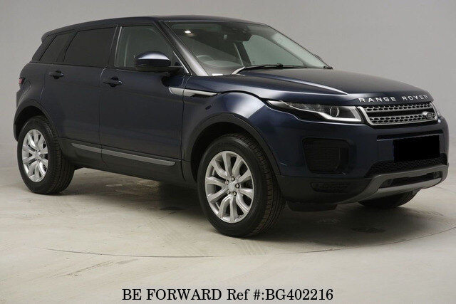 Range Rover Land Rover >> Used 2018 Land Rover Range Rover Evoque Automatic Diesel For Sale