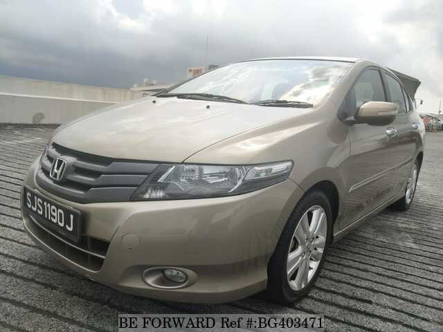 Used 2009 Honda City For Sale Bg403471 Be Forward