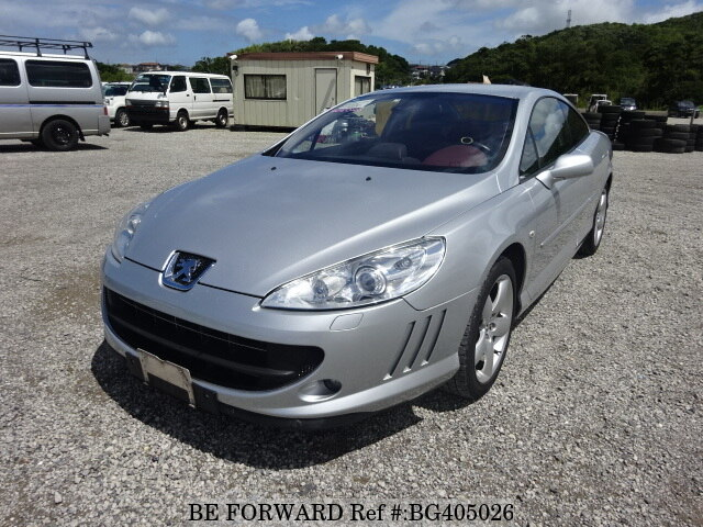 Used 2007 PEUGEOT 407 BG405026 for Sale