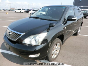 Used 2007 TOYOTA HARRIER BG406907 for Sale