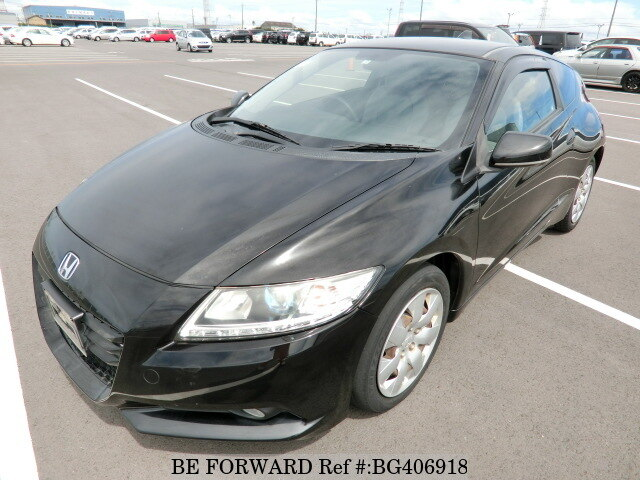 Used 2011 HONDA CR-Z BG406918 for Sale