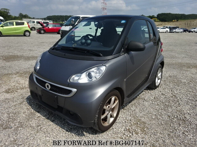 Used 2012 SMART FORTWO BG407147 for Sale