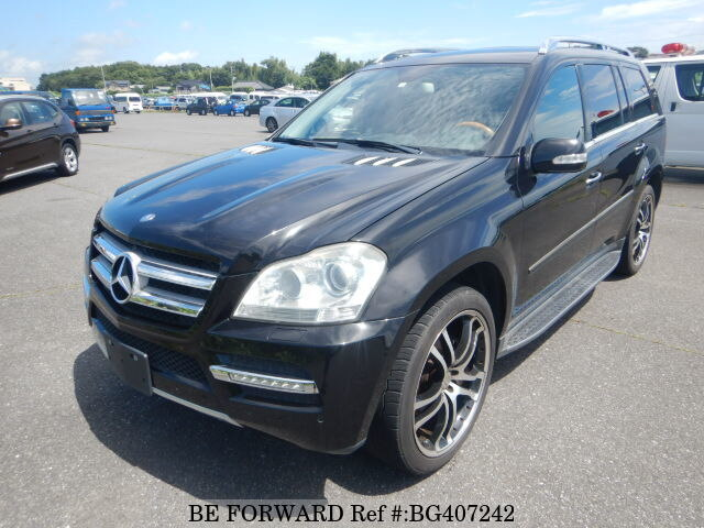 Used 2007 MERCEDES-BENZ GL-CLASS BG407242 for Sale
