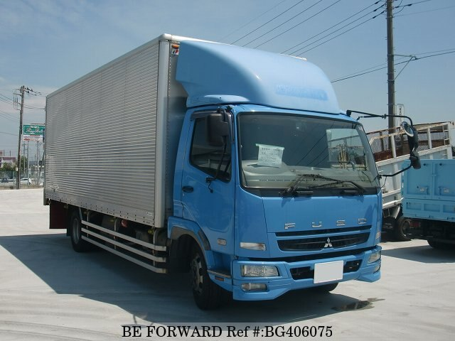 Used 2007 MITSUBISHI FIGHTER BG406075 for Sale