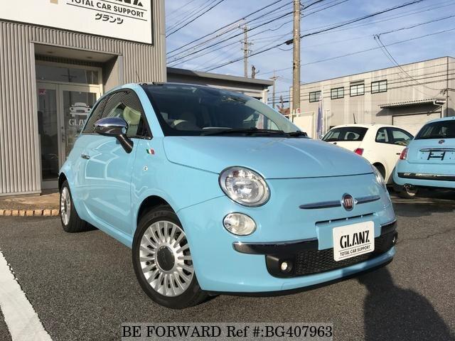 Ongekend Used 2011 FIAT 500 Azzurra/ABA-31212 for Sale BG407963 - BE FORWARD PK-07