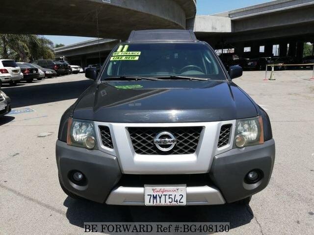 2011 Nissan Xterra >> 2011 Nissan Xterra
