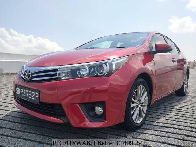 Toyota Corolla Used >> 2015 Toyota Corolla Altis