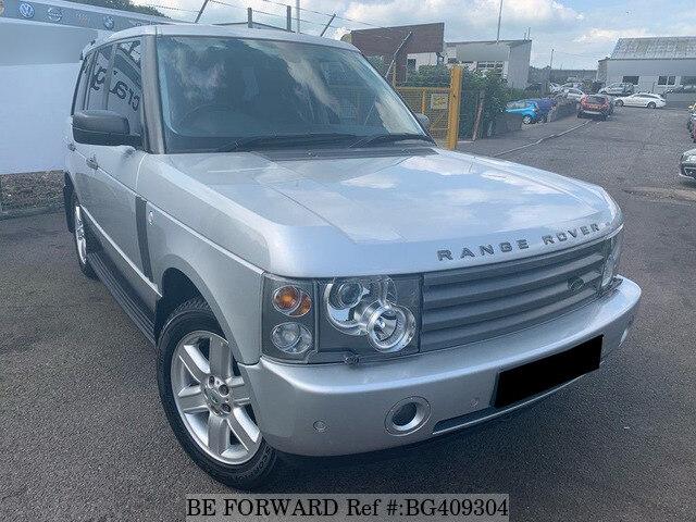 Land Rover Range Rover >> 2005 Land Rover Range Rover