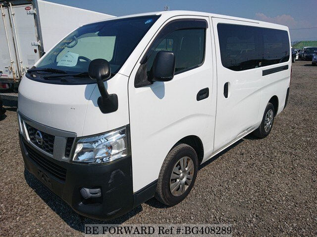 Used 2014 NISSAN CARAVAN VAN BG408289 for Sale