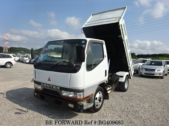 Used 1999 MITSUBISHI CANTER BG409683 for Sale