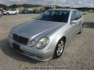 Used 2005 MERCEDES-BENZ E-CLASS BG409740 for Sale