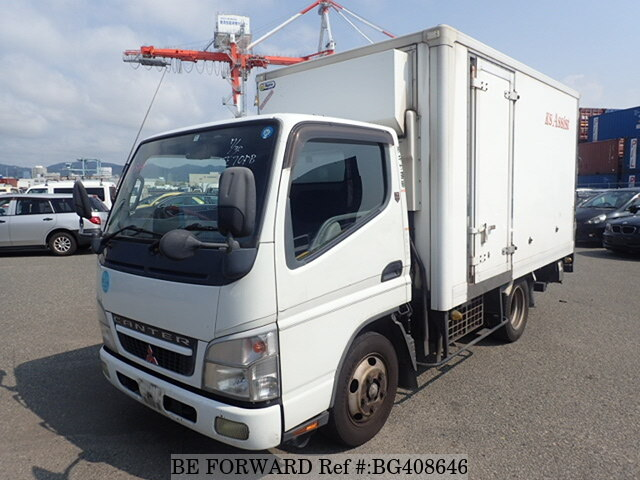 Used 2006 MITSUBISHI CANTER BG408646 for Sale