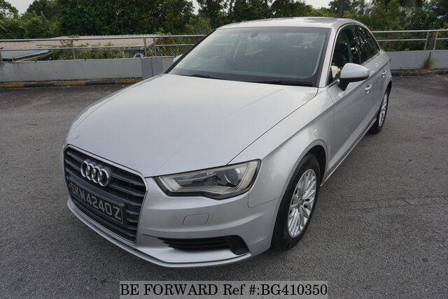 Used 2014 Audi A3 Skm4240z Tfsi Ambiente For Sale Bg410350