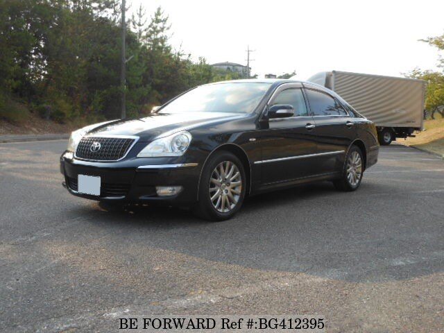 2007 TOYOTA Crown Majesta