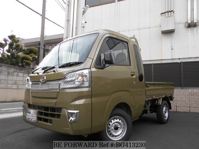 2018 DAIHATSU Hijet Truck