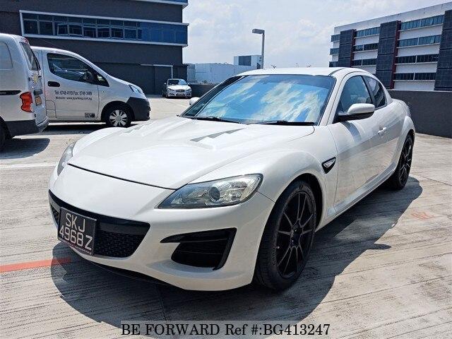 Used 2009 Mazda Rx 8 Skj4968z For Sale Bg413247 Be Forward