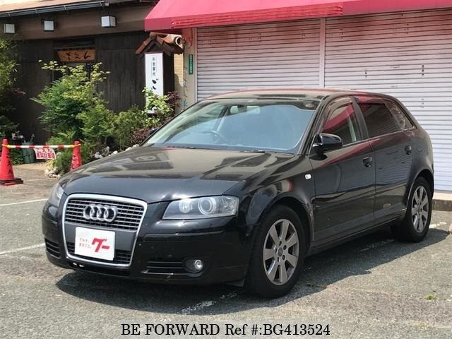 Used 2008 AUDI A3 BG413524 for Sale