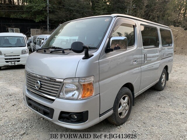 Used 2011 NISSAN CARAVAN VAN BG413628 for Sale