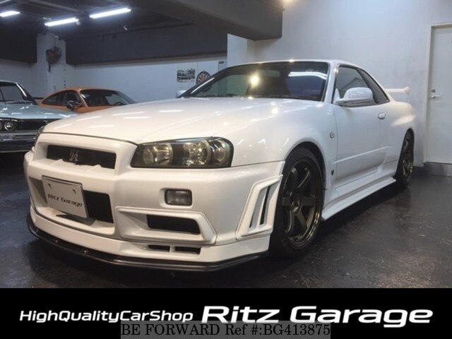 Nissan Skyline Gtr For Sale >> 1999 Nissan Skyline Gt R