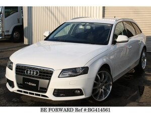 Used 2008 AUDI A4 BG414561 for Sale