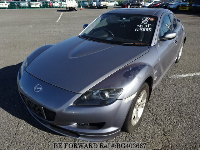 Used 2003 MAZDA RX-8 BG403667 for Sale