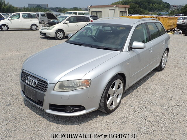 Used 2006 AUDI A4 BG407120 for Sale