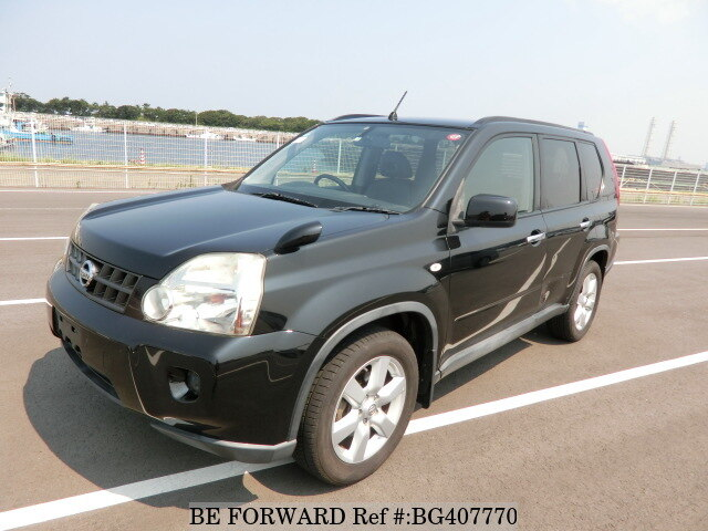 Used 2009 NISSAN X-TRAIL BG407770 for Sale