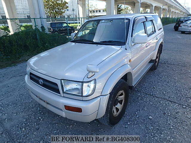 Used 1996 TOYOTA HILUX SURF BG408300 for Sale